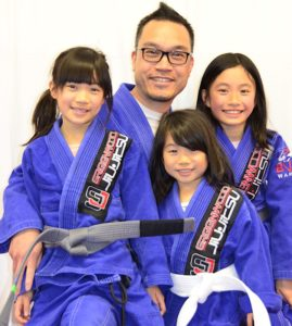 Toronto Brazilian Jiu Jitsu School | Kids & Parents BJJ Class